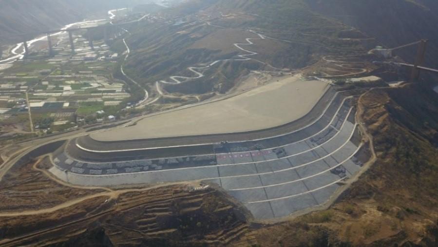 白鹤滩水电站库区工程取得重大进展…