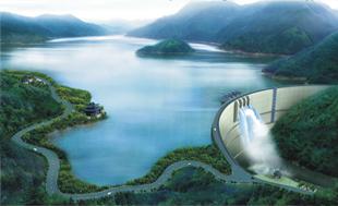周公宅水库生态修复工程